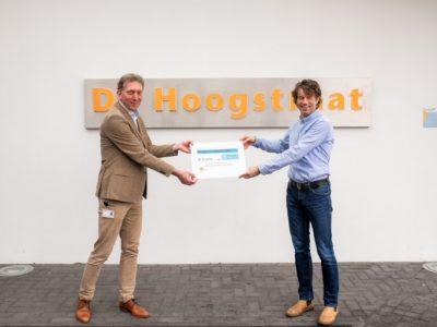 Donatie De Hoogstraat